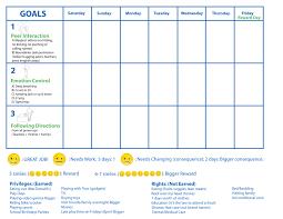 best images of positive behavior modification charts behavior positive behavior charts for kids