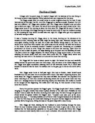 narrative essay   gcse english   marked by teacherscom page  zoom in
