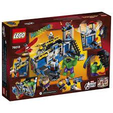 Купить <b>конструктор LEGO Super Heroes</b> Лаборатория Халка ...