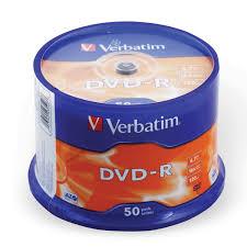Купить <b>Диски DVD</b>-<b>R</b>(минус) <b>VERBATIM</b> 4,7 Gb 16x, КОМПЛЕКТ ...