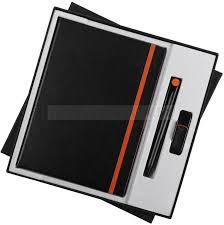 Деловой <b>наборы</b> картонные <b>черно</b>-<b>оранжевые BLACK MEMORY</b> ...