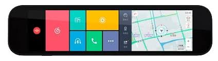 <b>Видеорегистратор Xiaomi</b> Smart <b>Rearview</b> Mirror, GPS, ГЛОНАСС ...