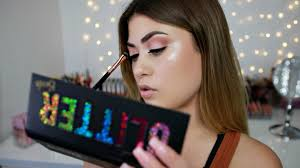 <b>Too Faced GLITTER</b> BOMB Palette! PROS/CONS & How To Apply ...