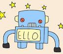 Игры раскраски робот