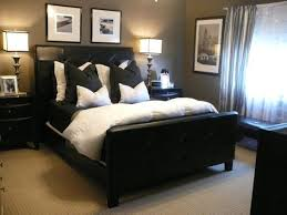 i just love this gray walls w black and white bedroom furniture and accents black and white furniture bedroom