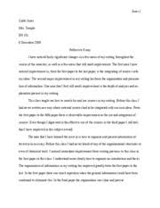 english reflective essay example vmpxslpt