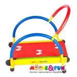 Детское тренажерное оборудование от <b>MOOVE&FUN</b>