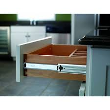 soft close drawers box: soft close ball bearing full extension drawer slide  pair  the home depot