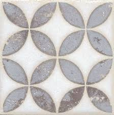 <b>Керамическая вставка 9</b>,<b>9х9</b>,<b>9 Амальфи</b> орнамент коричневый от ...