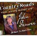 Country Roads: The Very Best of John Denver [Delta 2 CD]