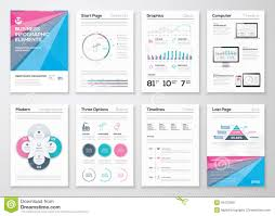 infographic business brochure templates for data visualization infographic business brochure templates for data visualization