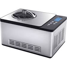 Whynter <b>Stainless Steel</b> 2.1 Qt. Fully Automatic <b>Ice Cream</b> Maker ...