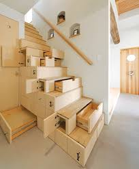 13 stairs with drawers and shelves amazing space saving furniture