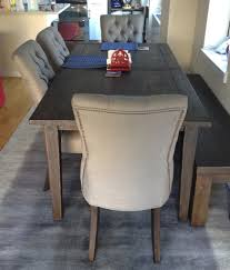 Dining Room Chairs Restoration Hardware 1000 Images About Dining On Pinterest Oak Dining Table