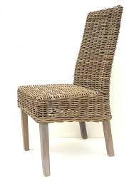 attractive grey dining table and chairs 5 gray high back rattan dining chair attractive high dining