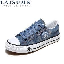 <b>2019 LAISUMK</b> Designer <b>Women</b> Casual <b>Shoes Female</b> Summer ...