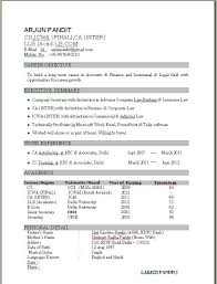 sample resume indian pdf download excellent format fresher resume format for mca