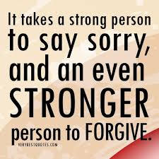 Apology Quotes & Sayings Images : Page 25