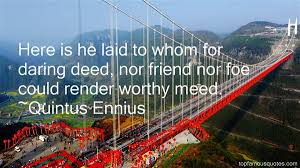 Quintus Ennius quotes: top famous quotes and sayings from Quintus ...