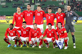 Seleção Austríaca de Futebol