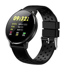 <b>2019 New LIGE Black</b> Casual Fashion Smart bracelet Watch Mens ...