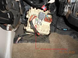 2005 escalade esv power seat non functioning fix w pics re 2005 escalade esv power seat non functioning fix w pics