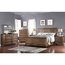 rustic oak bedroom furniture piece set