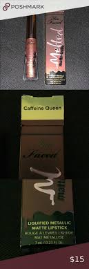 <b>Too Faced</b> Melted Matte-tallic <b>Caffeine</b> Queen Lip