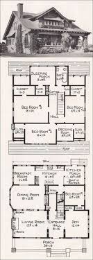Vintage homes  Home plans and s on PinterestVintage Bungalow house plan