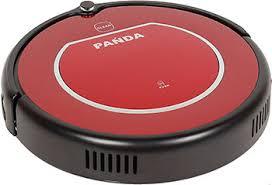 <b>Робот</b>-<b>пылесос Panda X</b> 600 Красный купить в интернет ...