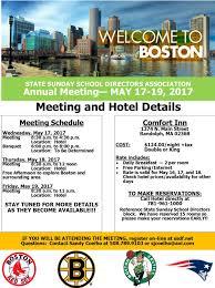 meeting agenda meeting 2017 details