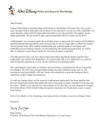 how to write a cover letter for a resume in disney cover letter for walt disney world resort disneyland resort disney parks blog for disney cover letter