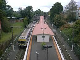 Belgrave railway station