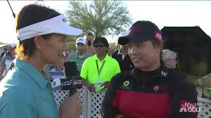 prudential up to the challenge final round of bank of hope ariya jutaugarn rd3 interview at the 2017 bank of hope founders cup