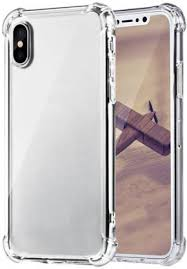 Jekod Back Cover for <b>Airbag Drop Protection Case</b> For iPhone X ...