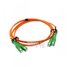 <b>Сетевой кабель VCOM Optical</b> Patch Cord SC-SC Duplex 1m ...