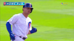 Nico Hoerner's first MLB home run | NBC Sports Chicago