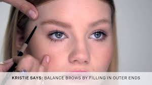 How to Define Your Brows with <b>Smashbox Brow Tech</b> Matte Pencil ...