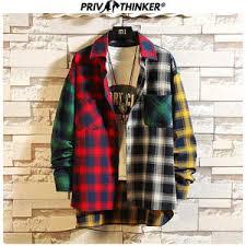 Купите female plaid shirt онлайн в приложении AliExpress ...