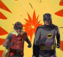 Batman POW, WHACK, BOOM