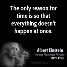 Einstein Quotes About Time. QuotesGram via Relatably.com