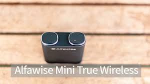 מה בקרטון: <b>Alfawise Mini True</b> Wireless - YouTube