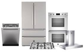 stainless steel kitchen package