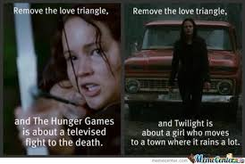 Love Triangle by koolcat333 - Meme Center via Relatably.com