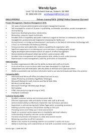 wendy egan resume