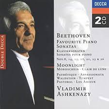 Ludwig van <b>Beethoven</b>, <b>Vladimir Ashkenazy</b> - <b>Beethoven</b>: Favourite ...