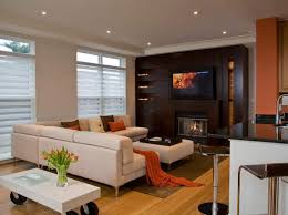 best modern living room designs: impressive  tangerine contemporary impressive