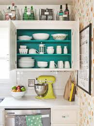 For Decorating A Kitchen 10 Ideas For Decorating Above Kitchen Cabinets Hgtv