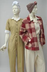 WARdrobe: <b>Fashion</b> and World War II - <b>Fashion</b> History Museum ...