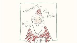 eric clapton happy xmas 2 lp